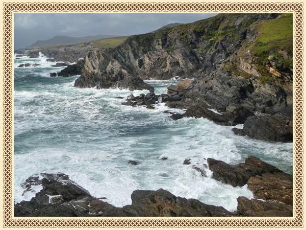 Wild Atlantic Way Westkust van Ierland. Reis met Het Vliegende Nijlpaard ©anniewrightphotography.com