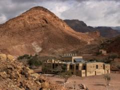 Feynan ecohotel Wadi Feynan