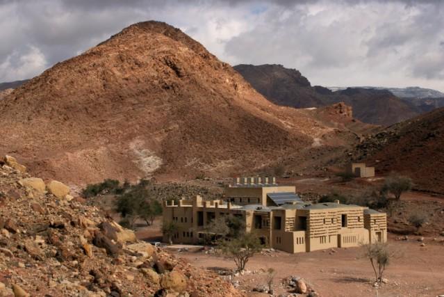 Jordaniëreis, Feynan ecohotel Wadi Feynan © Feynan Lodge