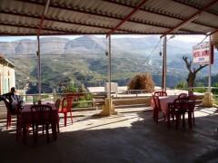 karam hotel bazoun Libanon