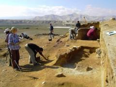 opgraving Jordaanvallei
