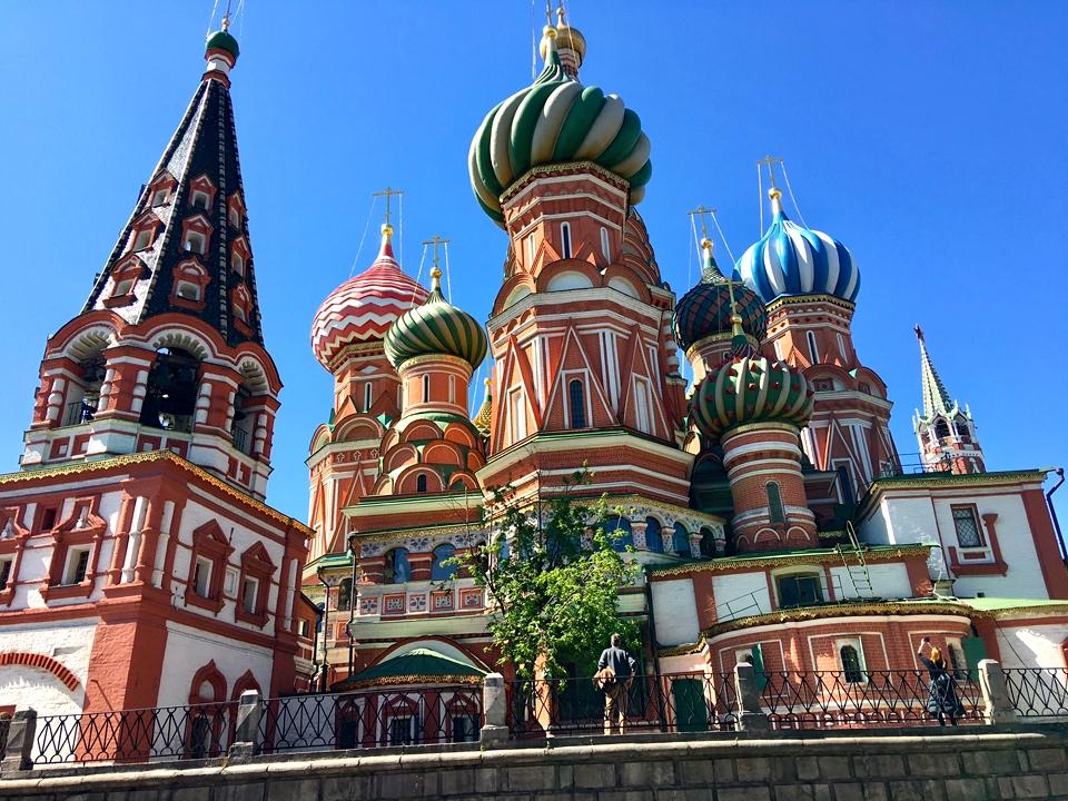 Bijzondere Expedities. De Transsiberië Express, Moskou