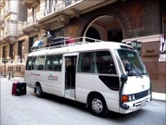Transport in Egypte