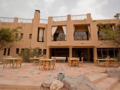 Restaurant Feynan ecohotel