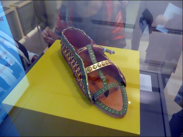 schoen van Toetanchamon