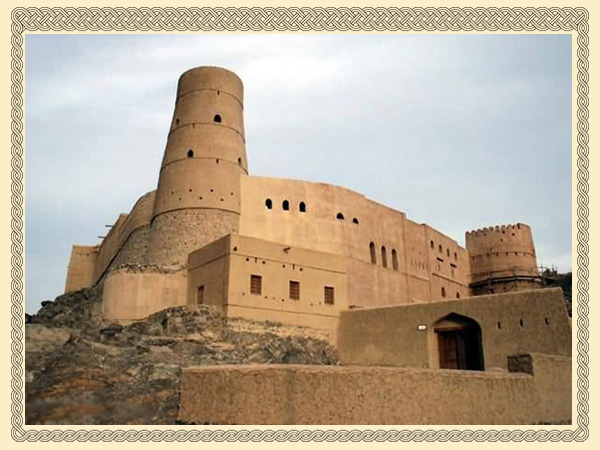 Het vliegende Nijlpaard Oman reis
