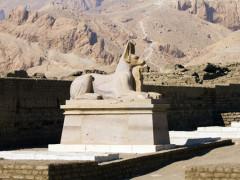 Sinuhe in Ramesseum teksten