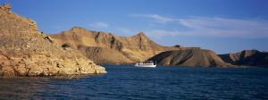 Naviguation sur le lac Nasser.