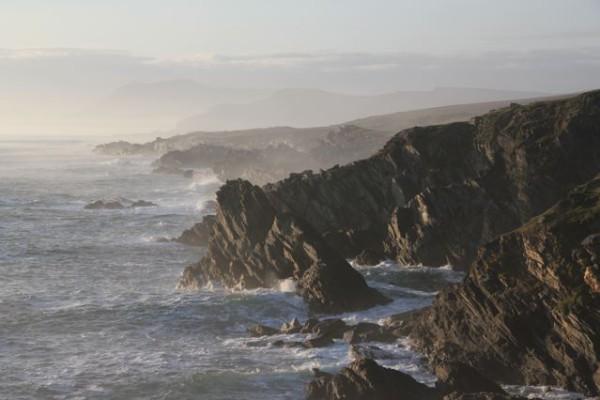 Westkust van Ierland. Reis met Het Vliegende Nijlpaard