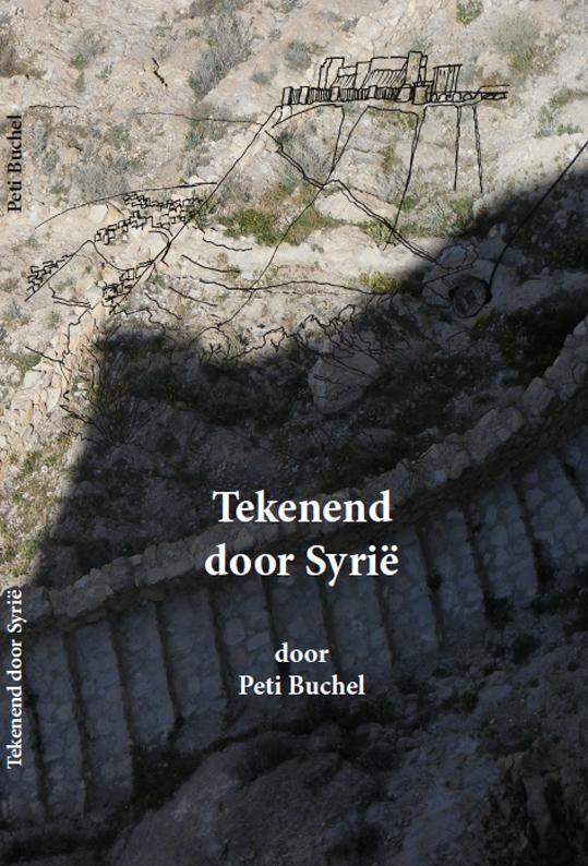 Syrië in pentkeningen door Peti Buchel