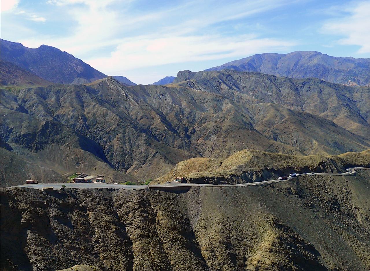 Themareis Zuid-Marokko. Hoge Atlasgebergte, marokko © www.anniewrightphotography.com