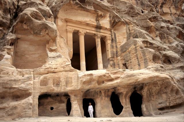 Jordanië reis Klein Petra 4336 150 dpi © anniewrightphotoigraphy.com