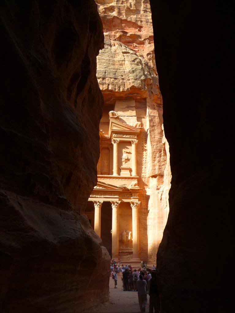 Jordanië reis Petra 150 dpi © anniewrightphotography.com
