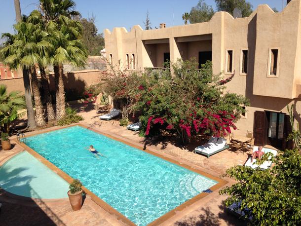 accomodatie in Taroudant, Zuid-Marokko reis