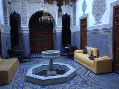 accomodatie in Marrakech, Het Vliegende Nijlpaard