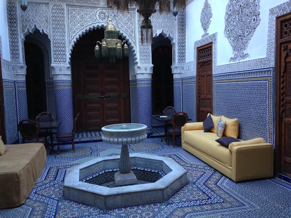 droom accommodatie in Marrakech,  Het Vliegende Nijlpaard