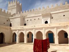 Iligh in de Tazerwalt, Sous, Zuid-Marokko