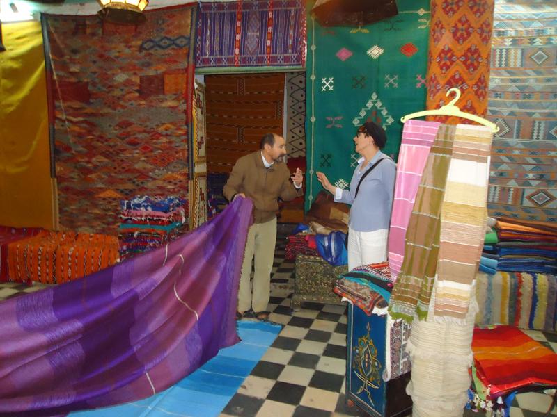 Themareis Zuid-Marokko. Taroudant Souk Afdingen