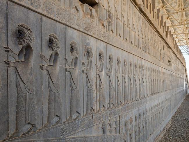 Perzië, Persepolis