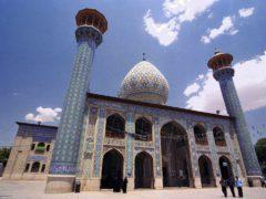 Perzië. reis naar het hart van Iran