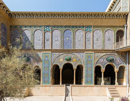 Perzië Iran © Diego Delso Golestan Palace Teheran