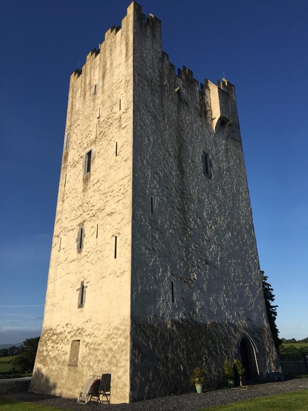 Tipperary Ierland reis Grantstown Towerhouse